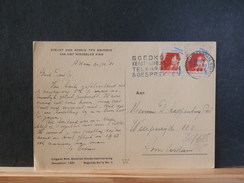 66/685  CP  BRIEFKAART    NED.   VLAGSTEMPEL  1931