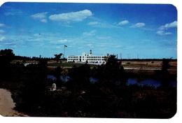 ALPENA, Michigan, USA, Alpena General Hospital, 1050's Chrome Postcard - Etats-Unis