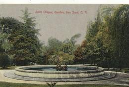 CPA (  Costa Rica)  Asilo Chapui Garden San José - Costa Rica