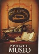 Posti-Ja Telemuseo  Postal Museum   Helsinki Finland.     # 05664 - Postal Services