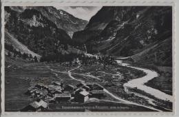 Bonatchesse Et Gorges De Mauvoisin Valle De Bagnes - Photo: Perrochet No. 315 - VS Valais