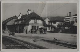 Corcelles-Peseux - La Gare - Photo: Societe Graphique No. 4055