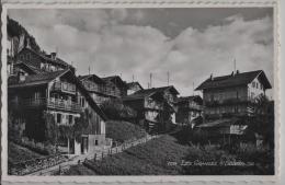 Les Granges S/Salvan - Photo: Perrochet No. 1199