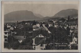 Peseux Et Vue Sur Corcelles - Phototypie No. 3401