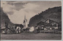 Inden - Route De Loueche-les-Bains - Phototypie No. 2304 - VS Valais