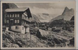 Ferpecle & Glacier De Ferpecle - Hotel Du Col D'Herens - Photo: Perrochet-Matile