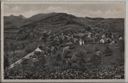 Hauenstein - Generalansicht - Stempel: Eptingen - Photo: Frobenius