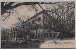 Institut Linguistique Et Commercial - Clos-Rousseau-Cressier Pres Neuchatel Fonde En 1859