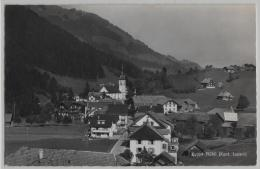 Kurort Flühli (Kt. Luzern) - Photo: Globetrotter No. 01271