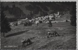 Flühli (Luzern) Animee Kühe Vaches - Photo: Rud. Suter No. 201
