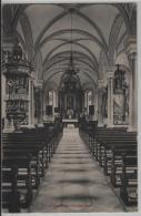Pfarrkirche Kriegstetten Von Innen - Photo: Ernst Glutz