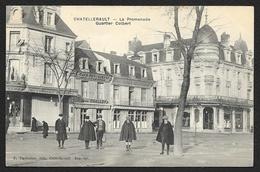 CHATELLERAULT La Promenade Quartier Colbert (Tortinière)  Vienne (86) - Chatellerault