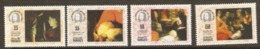 Vanuata 1993 SG 648-51 Christmas Unmounted Mint