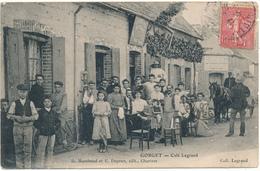GORGET - Café Legrand - Autres Communes