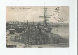 LA CORUNA MUELLE DE LINARES RIVAS - La Coruña