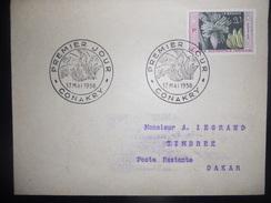 Guinee Premier Jour De 1958 , La Banane