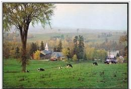 Canada: Intero, Stationery, Entier, Mucche Al Pascolo, Vaches Au Pâturage, Grazing Cows