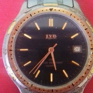 MONTRE ANCIENNE  JYB   MANQUE PILE - Advertisement Watches