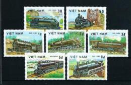 Vietnam  Nº Yvert  387/93  En Nuevo