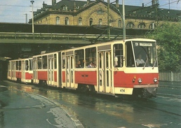TRAM * TRAMWAY * RAIL * RAILWAY * RAILROAD * ERFURT * Bahnladen 10662 90 * Germany - Tranvía