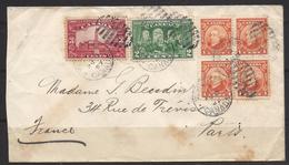 Canada Pour La France - 1911-1935 Reign Of George V