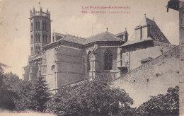 Pamiers (09) - La Cathédrale