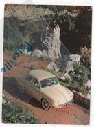 Automobile Renault - Publicité Présentation De La Dauphine - Mars 1956 - Draeger Imp. - Advertising