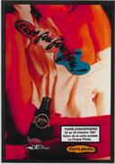 CPM LARDIE JIHEL Tirage Limité En 30 Exemplaires Signés Salon Pirate Nu Féminin Perrier Paris Série Les Flamboyantes - Bourses & Salons De Collections
