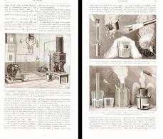 L'AIR LIQUIDE (la Machine LiNDE Au Collége De France )  1898 - Sciences & Technique