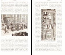 LE CARILLON DE SAINT-GERMAIN-L' AUXERROIS    1898 - Clocks