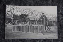 Equitation - Saut D'Obstacle,cavalière, Jeune Femme - Postcards