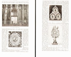 LA DIVISION DES CADRANS D'HORLOGES 1898 - Clocks
