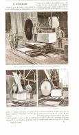 LA SCIE DIAMANTEE   1898 - Technical