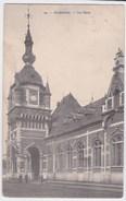 Audenarde Cpa  La Gare  Anno 1909 - Oudenaarde
