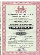 BRASSERIE De GHLIN - Brouwerij Van Ghlin - Agriculture