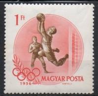 Ungheria Hungary 1956 -  Calcio Football MNH **