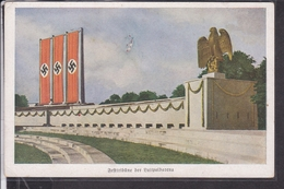 Nürnberg Festtribüne In Der Luitpoldarena