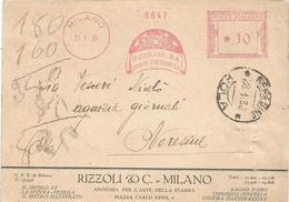 RIZZOLI ZINCOGRAFI MILANO - Italia