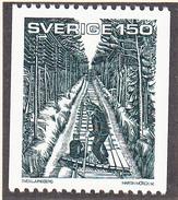 SUEDE 1981 - Draisine -  Yvert 1143 Neuf **