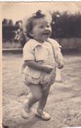 26028 Carte Photo -enfant Couche Culotte Bébé Baby - Année 50 ?  Belgique