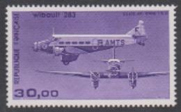 Poste Aérienne N° 59b - 30 F. - Trimoteur Wibault 283 - Neuf - Papier Couché Azurant - Année1992