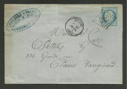 LAC De BOURAY - SEINE ET OISE - G.C. 553 / Juin 1872 - 1849-1876: Période Classique