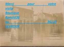 Inondations 1910 Env Paris Inondé Habitation EPICERIE CCE DU VINS Inondation 92 ASNIERES VILLENEUVE ?? Dubroeucq / Hulin - Personnes Identifiées