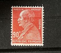 YT243 - Marcellin Berthelot - 90c - Neuf -