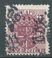 Suede Service Yvert N° 23 Oblitéré   -  Cw23504