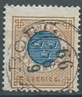 Suede  Yvert N° 38  Oblitéré  -  Cw23506