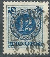 Suede  Yvert N° 39   Oblitéré    -  Cw23508