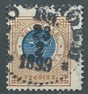 Suede  Yvert N° 38   Oblitéré    -  Cw23509