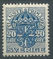 Suede    Yvert N° 26 * -  Cw23521