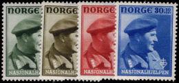 Norway 1946 Crown Prince Olav Unmounted Mint.